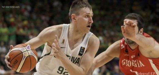 Ставки на матч Словения – Латвия, прогноз на баскетбол 12.09.2017