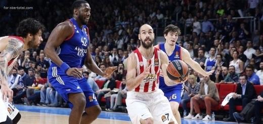 Ставки на матч Барселона – Олимпиакос, прогноз на Евролигу 27.12.2019