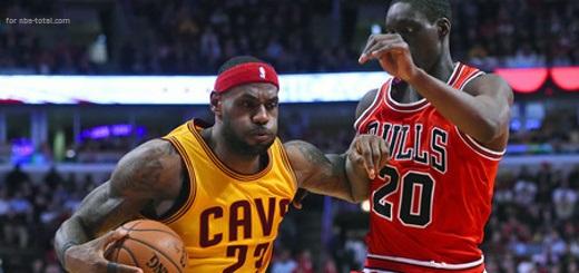 Ставки на матч Чикаго – Кливленд, прогноз на НБА 30.03.2017
