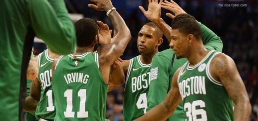 Обзор матча НБА «Кливленд» – «Бостон» 26.05.2018