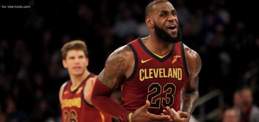 Обзор матчей НБА за 22 января