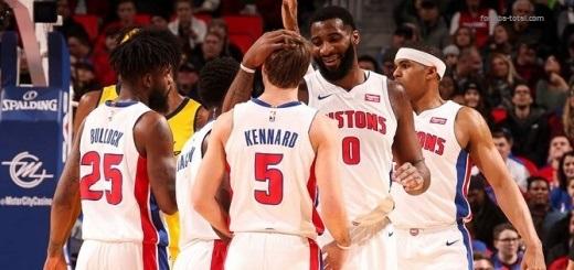 Обзор матчей НБА 10.04.2018